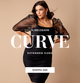Bubbleroom Curve - shoppa extended sizes