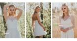 Shoppa blommiga klänningar. Perfekt för sommaren!