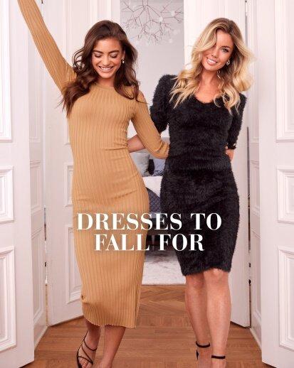 köpa klänning på nätet