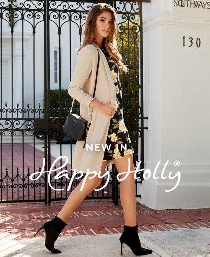 Mönstrade klänningar från Happy Holly
