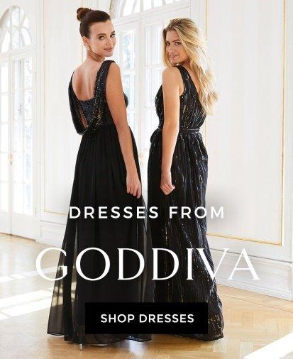 Occasion dresses from Goddiva
