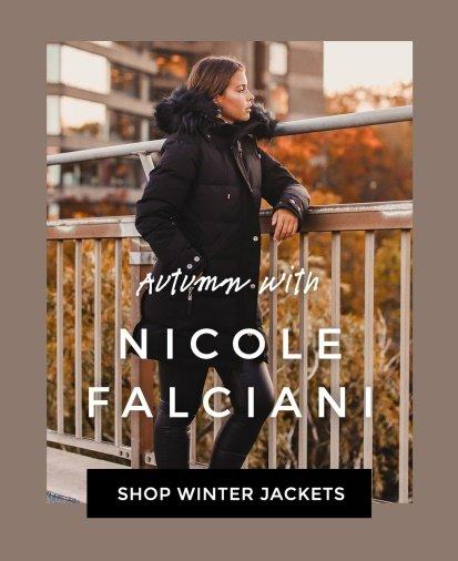 Winter jacket season