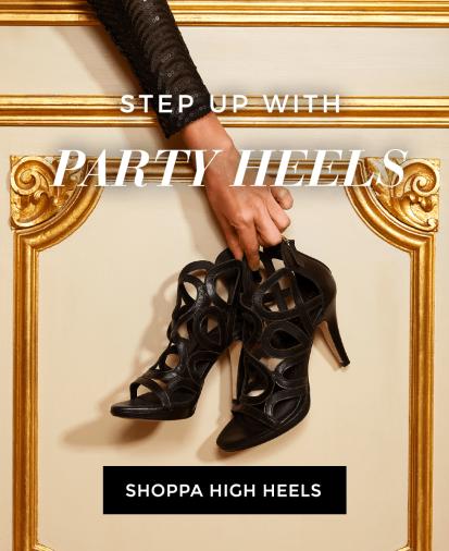 Sandaletter, pumps och boots