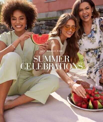 Shoppa kollektionen Summer Celebrations här - BLOCK3PUFF2