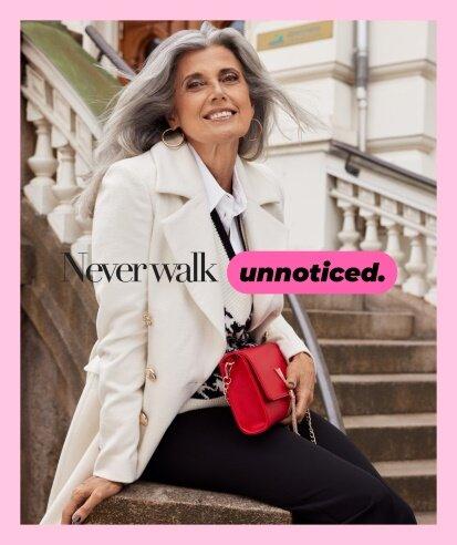 Never walk unnoticed - Shoppa här - BLOCK3PUFF2