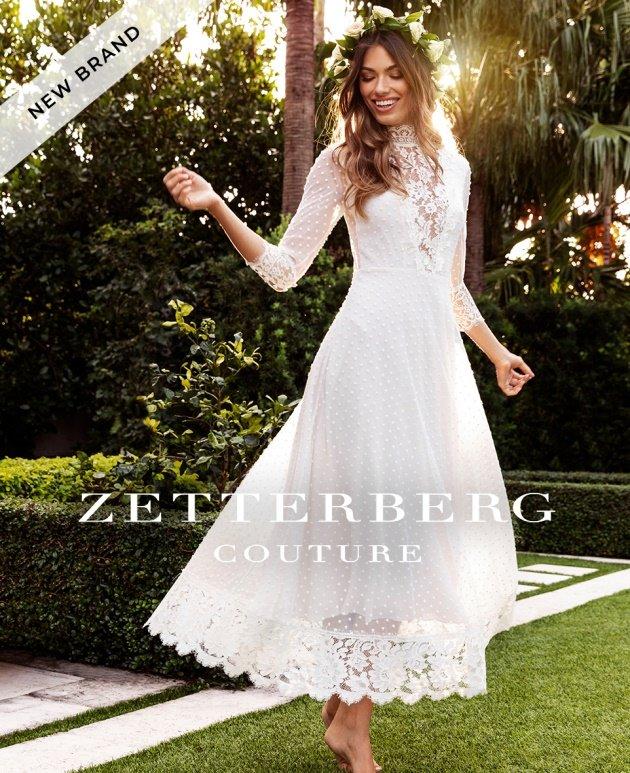 brudklänningar från Zetterberg Couture