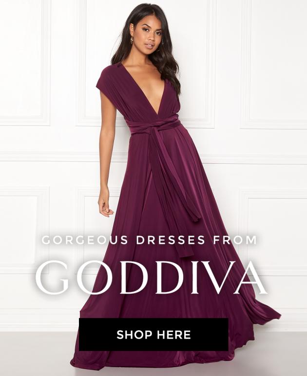 Shop dresses from Goddiva
