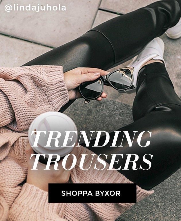 Shoppa byxor