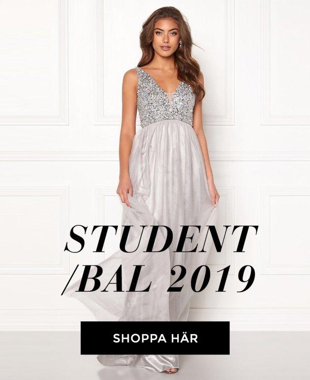 Hitta balklänningen och studentklänningen redan nu!