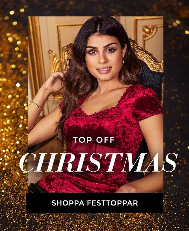 Shoppa snygga festtoppar från Chiara Forthi