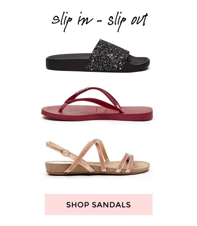 Shoppa sandaler