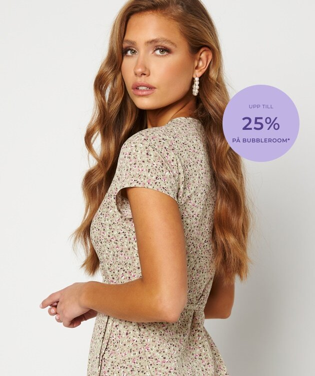 Upp till 25% på Bubbleroom - Shoppa här - BLOCK3PUFF1