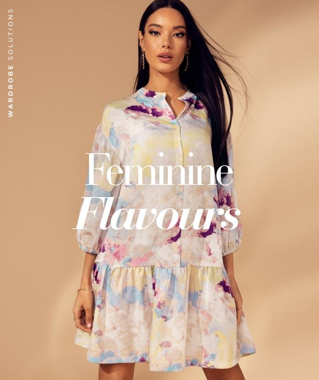 Feminine Flavours - Shoppa här