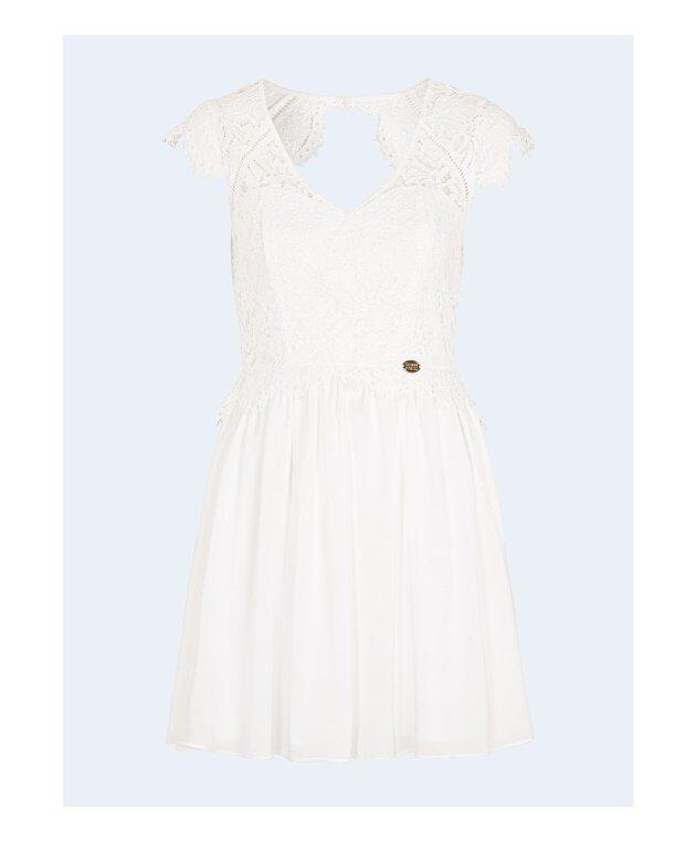 Amante lace dress