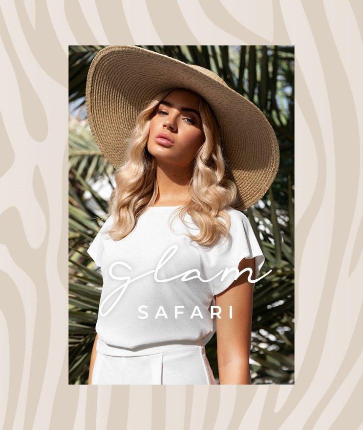 Glam Safari trenden är här för att stanna!