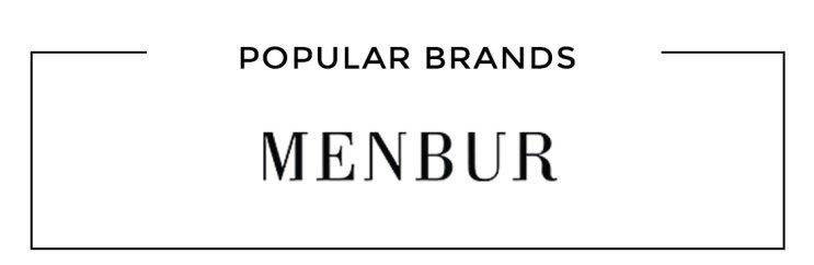 Populära varumärken Menbur