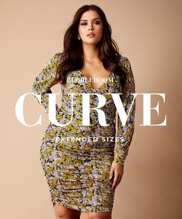 Shoppa ur vårt Bubbleroom Curve Sortiment. Storlekar upp till 54