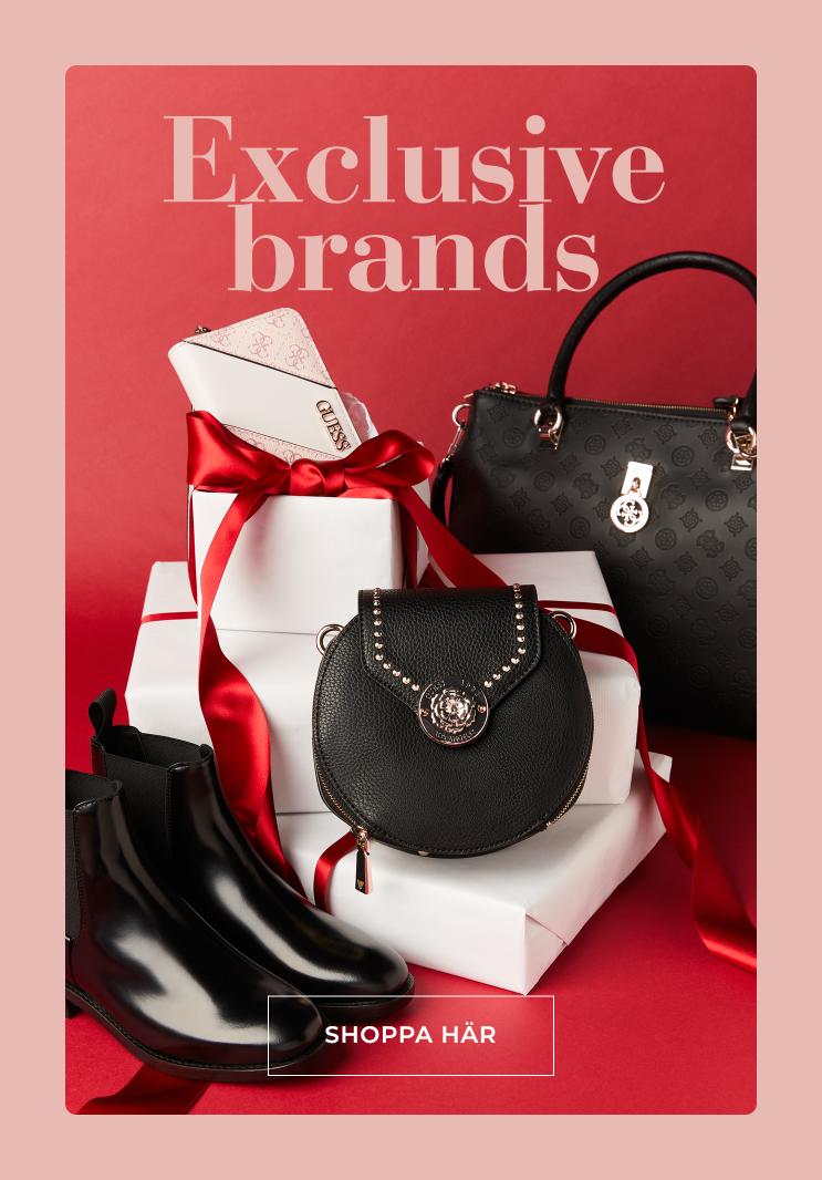 Ge bort en julklapp från ett lyxigt varumärke till någon du älskar - Shoppa här