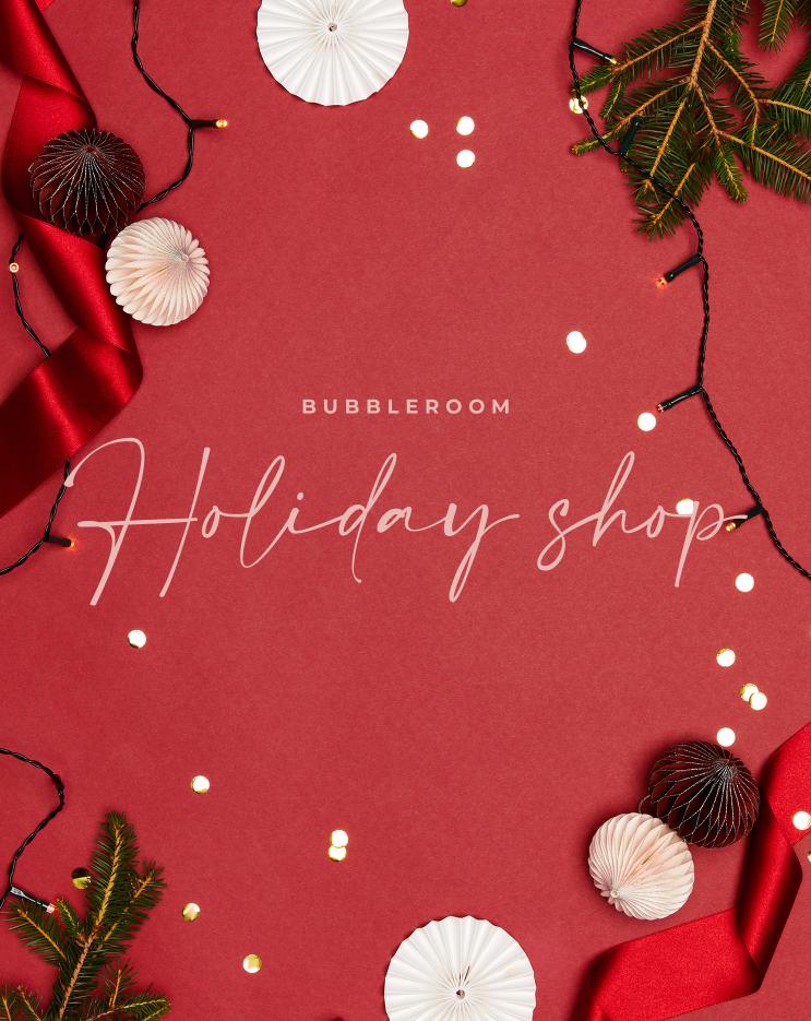 Bubbleroom holiday shop - Shoppa julklappar här