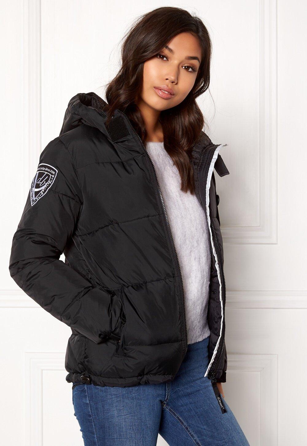 D.Brand Eskimå Jacket Black/Black