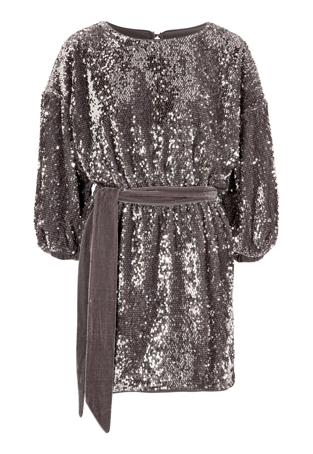 how to make a sequin dress
