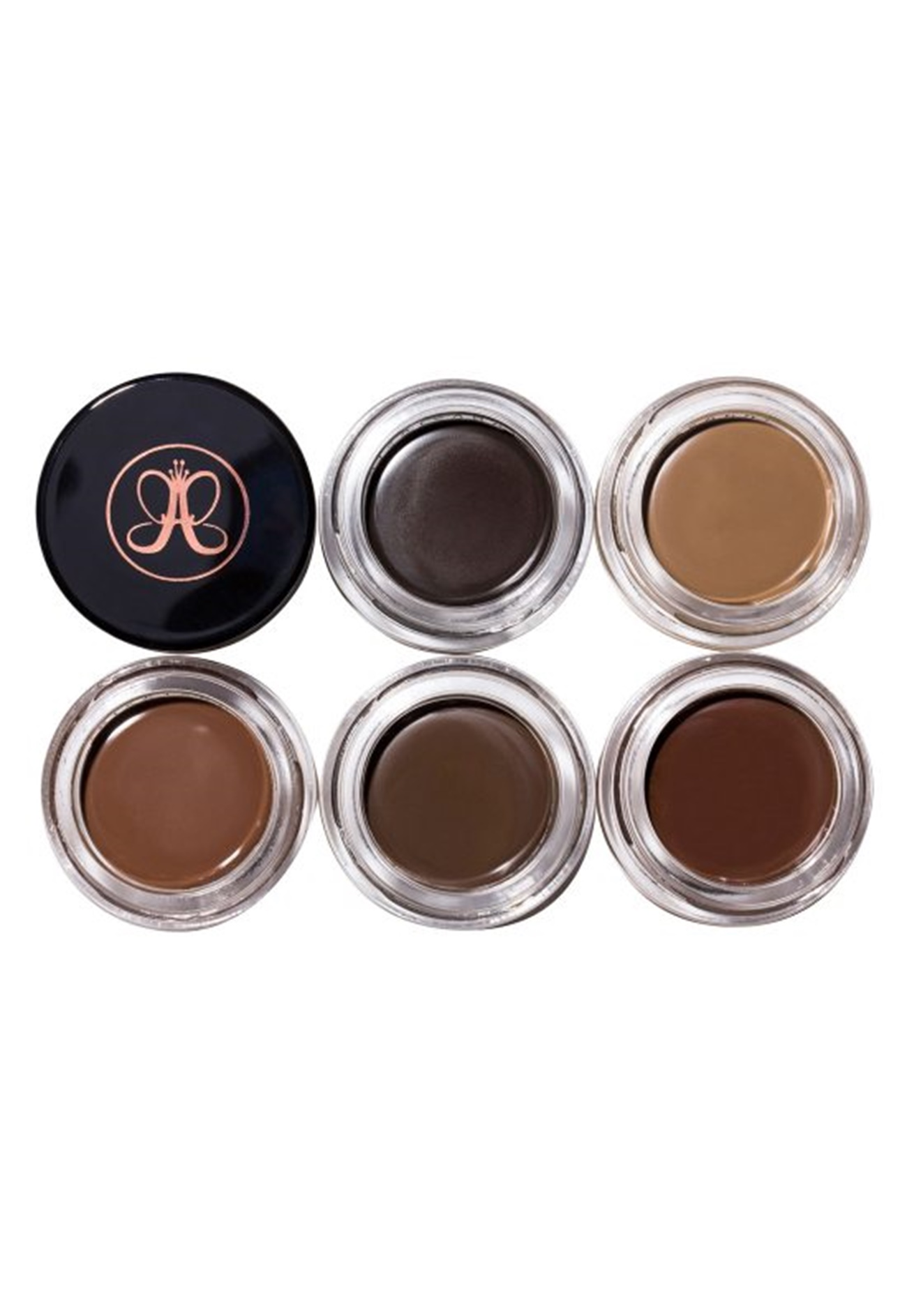 anastasia beverly hills brow dip pomade anastasia beverly hills anastasia dip brow pomade taupe. Black Bedroom Furniture Sets. Home Design Ideas