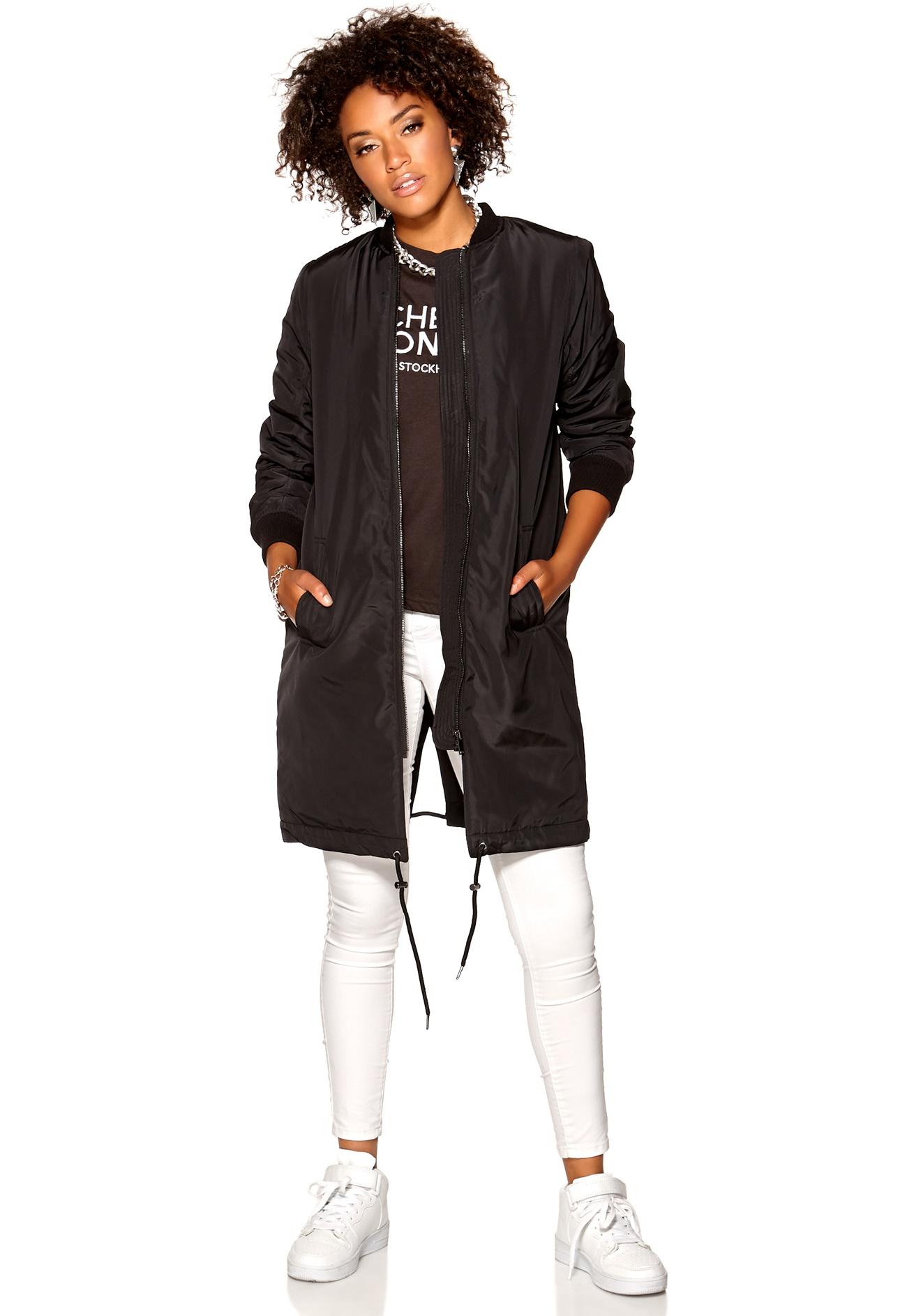 Bomber jacka vero moda