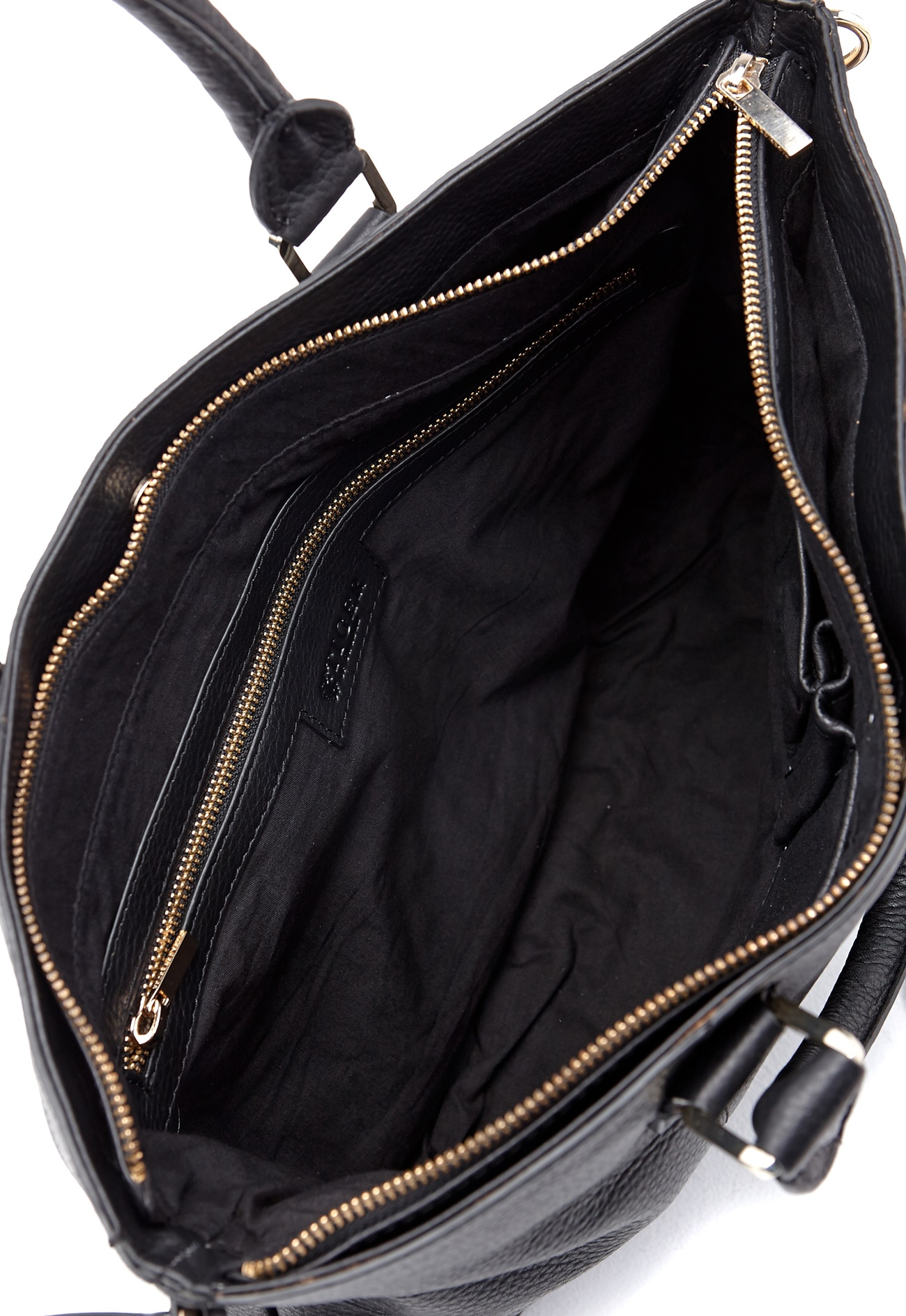 Givenchy Väskor Stockholm : Tiger of sweden florina leather bag black bubbleroom
