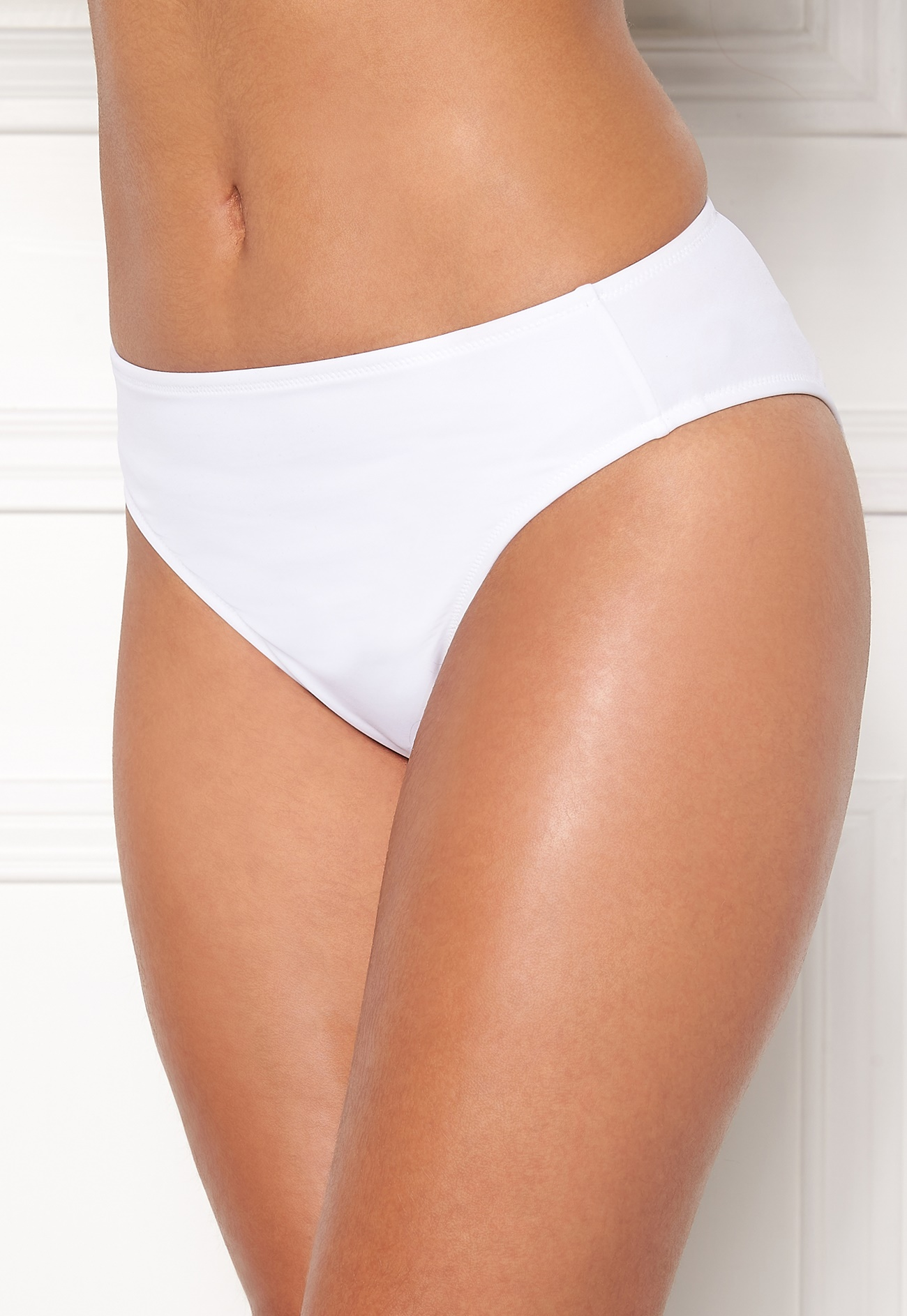calvin klein high waist bikini white bubbleroom. Black Bedroom Furniture Sets. Home Design Ideas