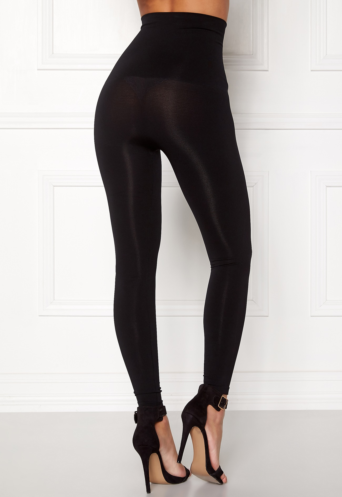Controlbody High-waisted Leggings Nero - Bubbleroom