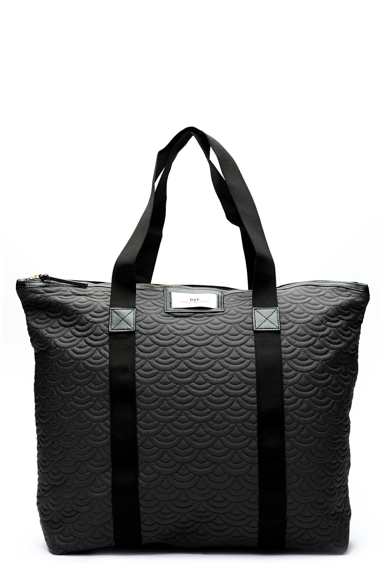 day birger et mikkelsen day gweneth petal bag black bubbleroom. Black Bedroom Furniture Sets. Home Design Ideas
