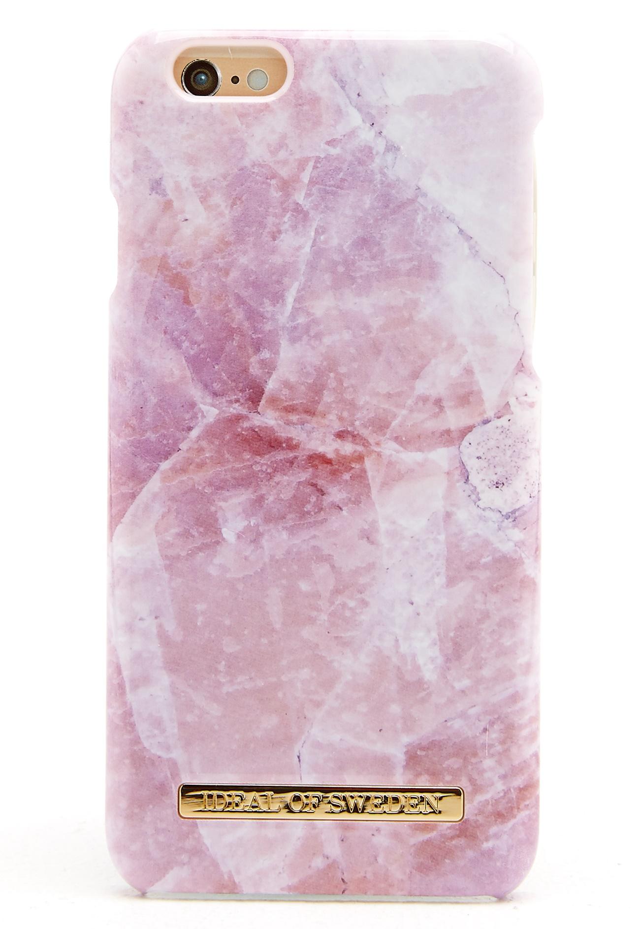 ideal of sweden fashion case iphone pilion pink marble bubbleroom. Black Bedroom Furniture Sets. Home Design Ideas