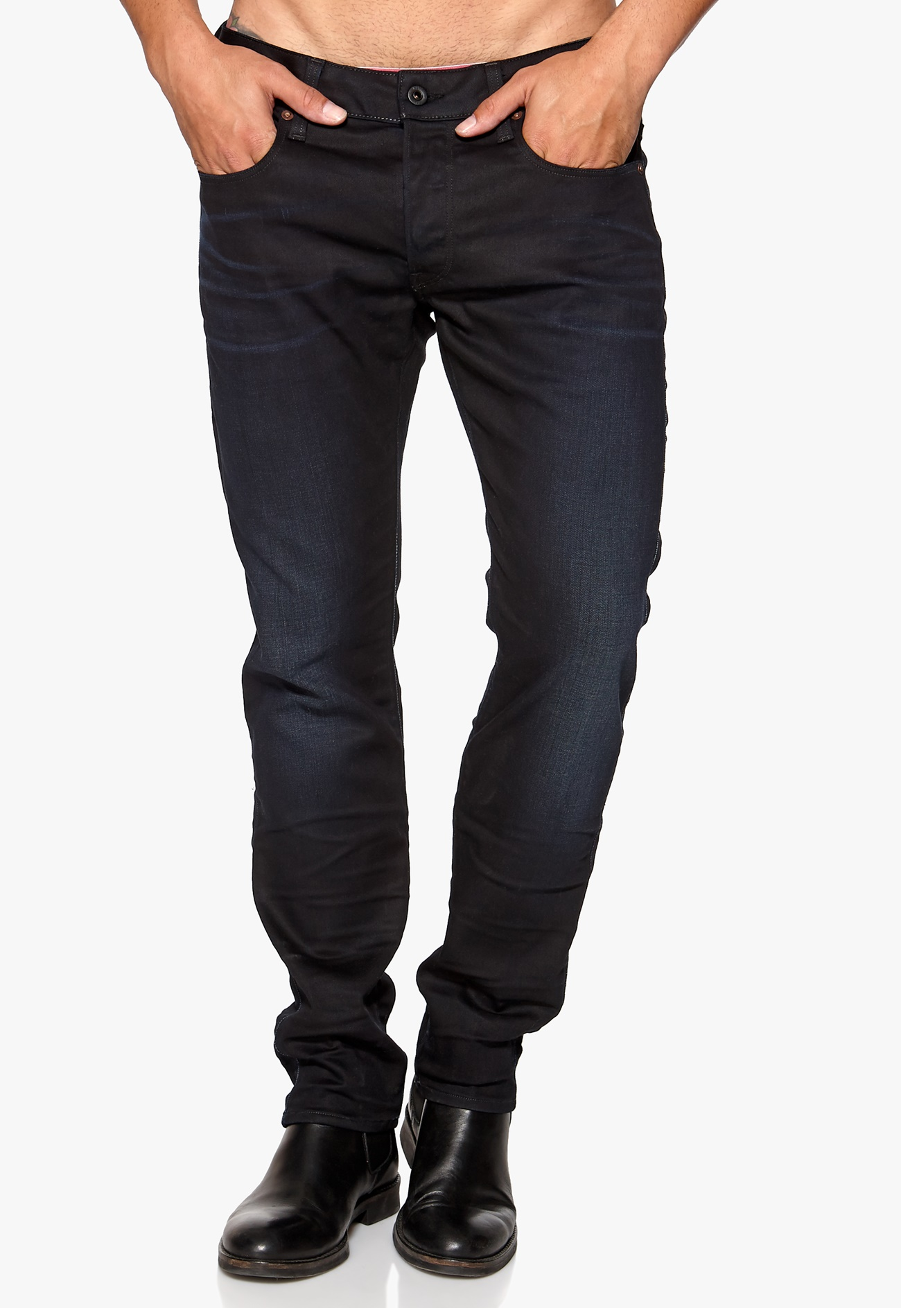star 3301 slim jeans 89 dk aged. Black Bedroom Furniture Sets. Home Design Ideas