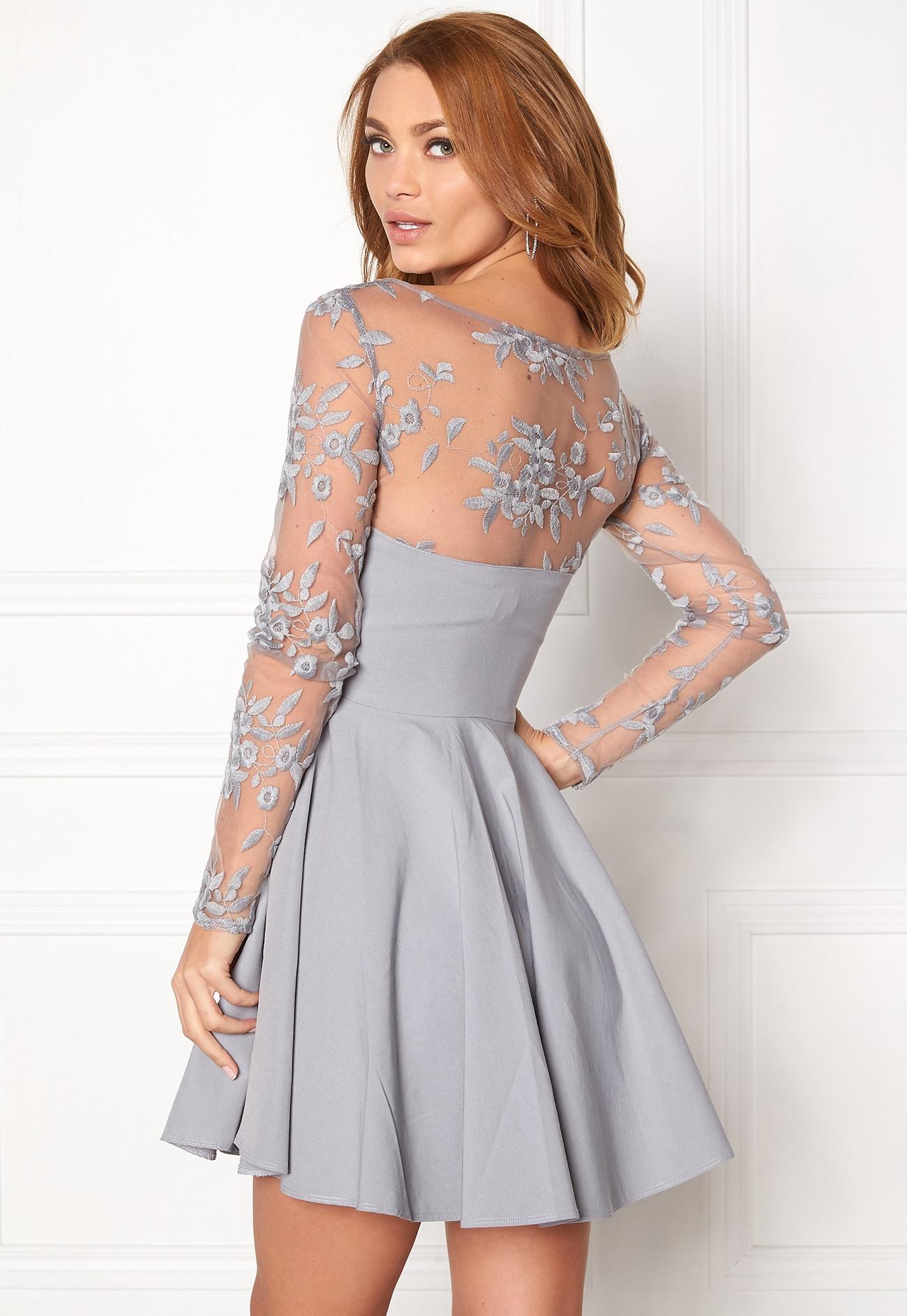 odd molly klänning stickad