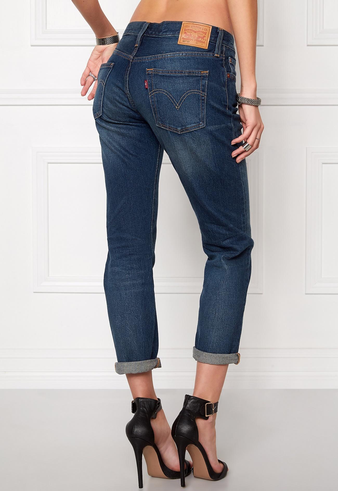 levi 39 s 501 ct jeans 0058 roasted indigo bubbleroom. Black Bedroom Furniture Sets. Home Design Ideas