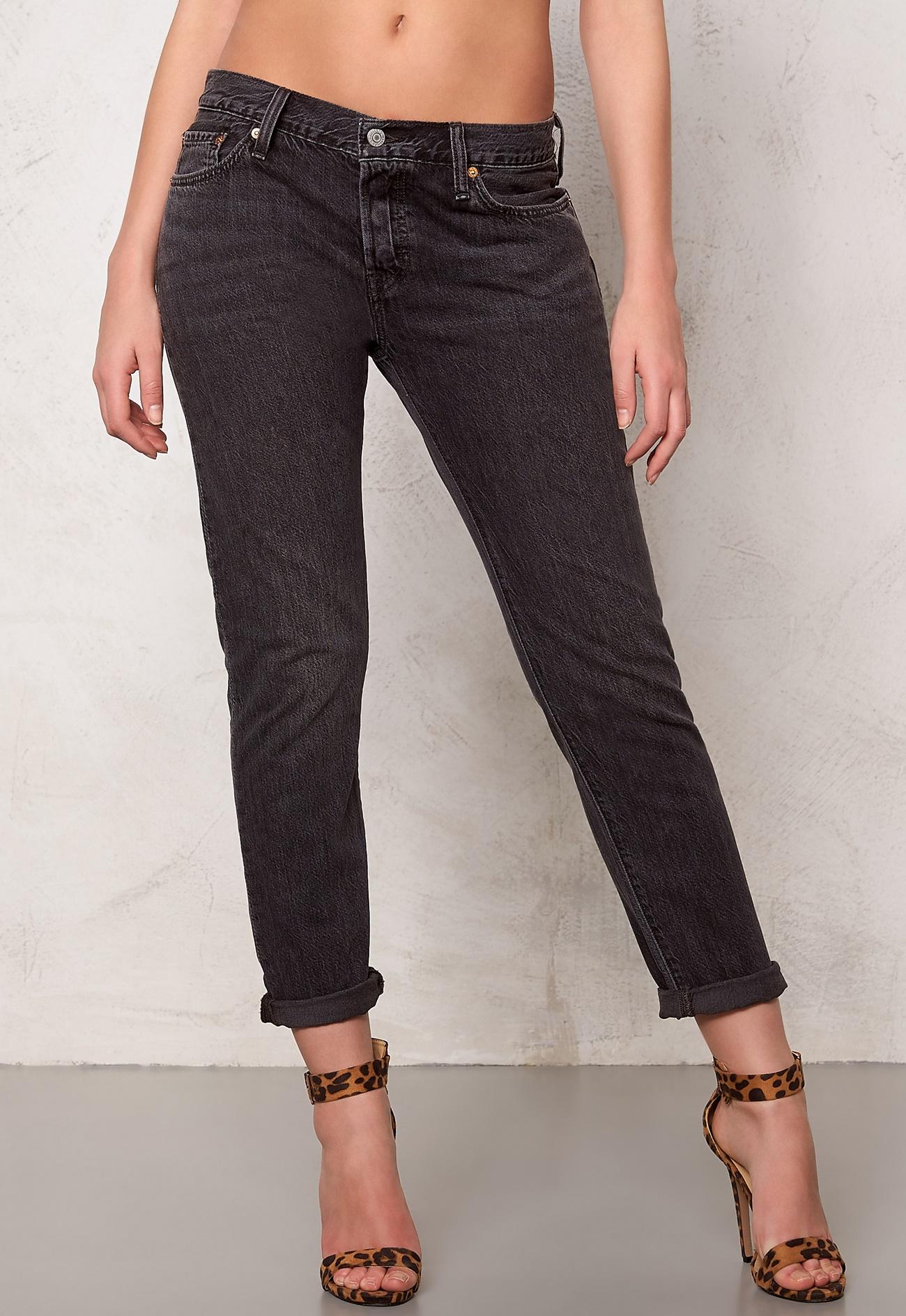 levi 39 s 501 ct jeans denim fading coal bubbleroom. Black Bedroom Furniture Sets. Home Design Ideas
