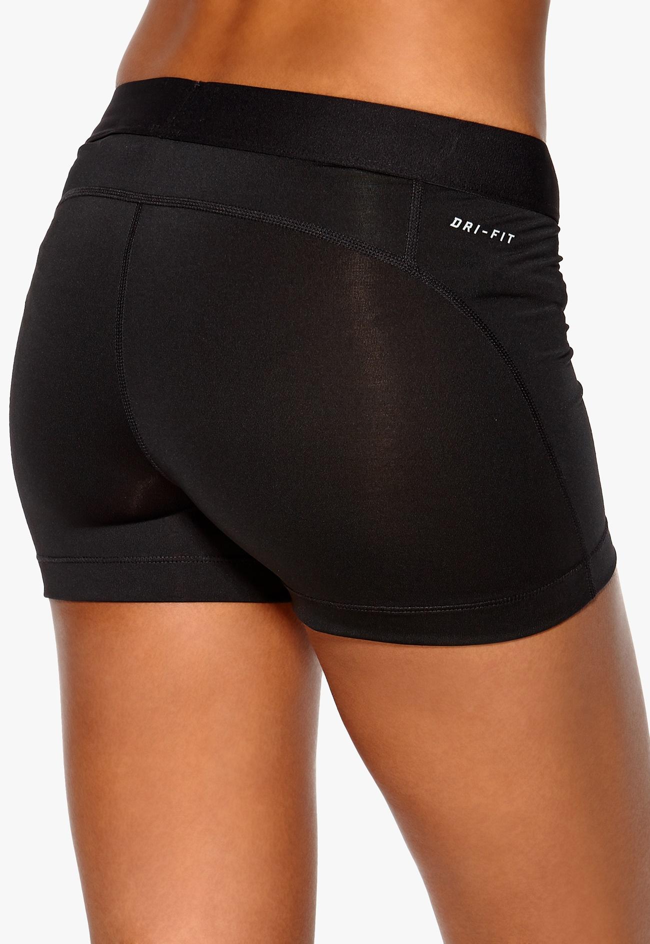 Nike Pro Shorts 010 Black Bubbleroom