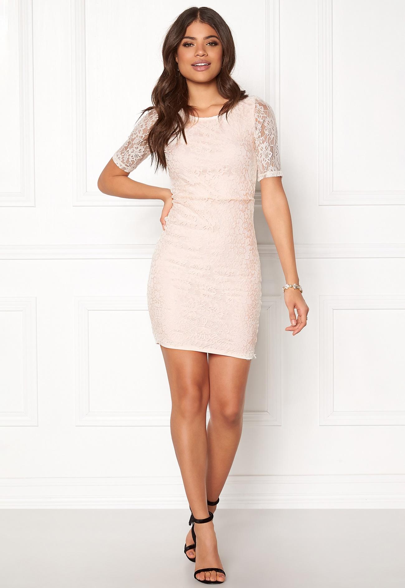 ONLY Penelope 2/4 Dress Petal Pink