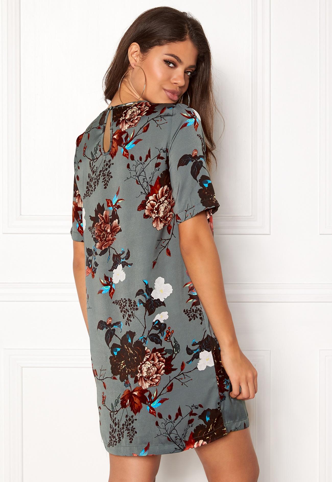 ONLY Riga Tee Dress Peat