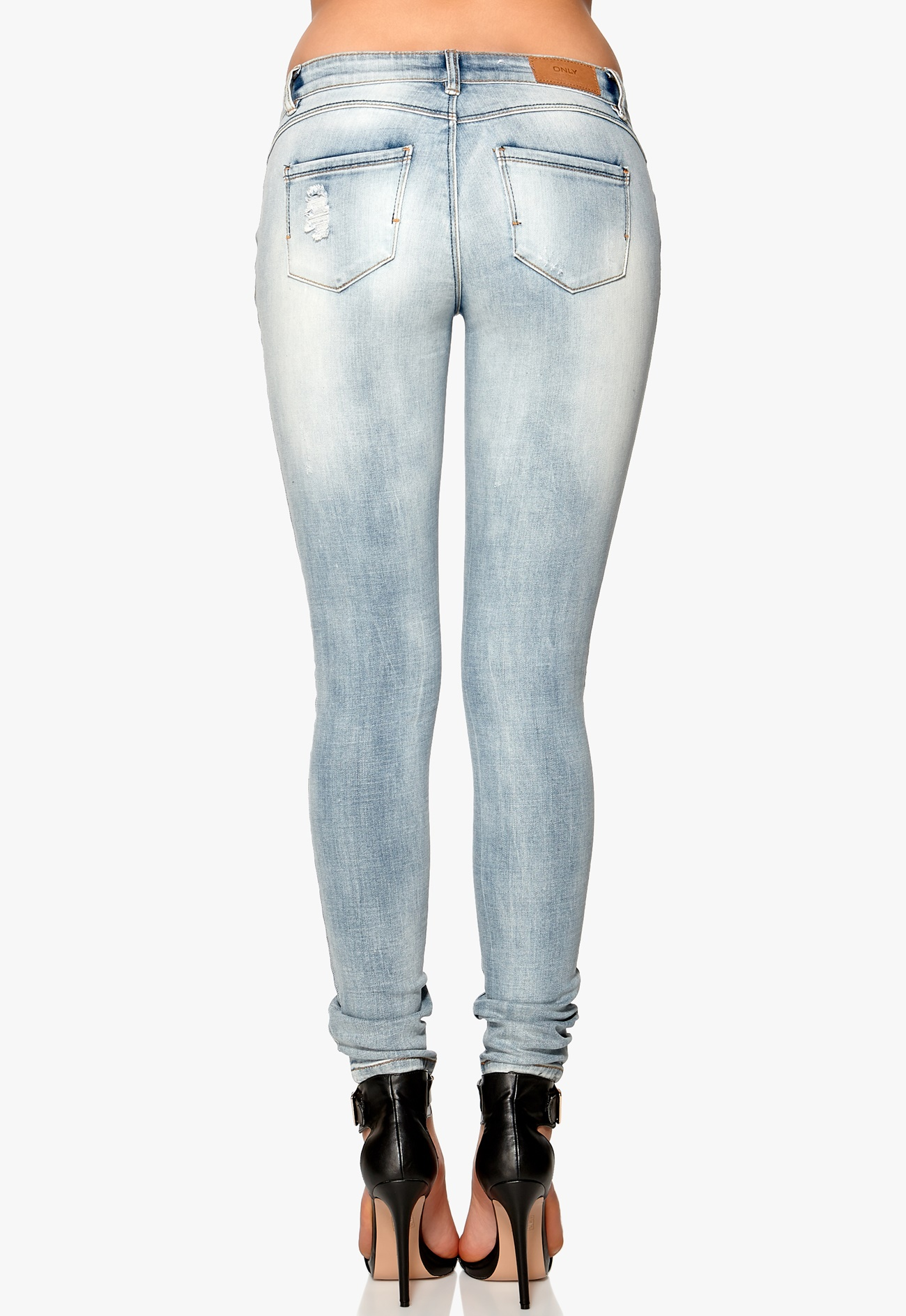 gusajigadexe.cf: light blue jeans. From The Community. Amazon Try Prime All Stretchy ankle skinny jeans in a rich dark denim wash with traditional Amazon's Choice for