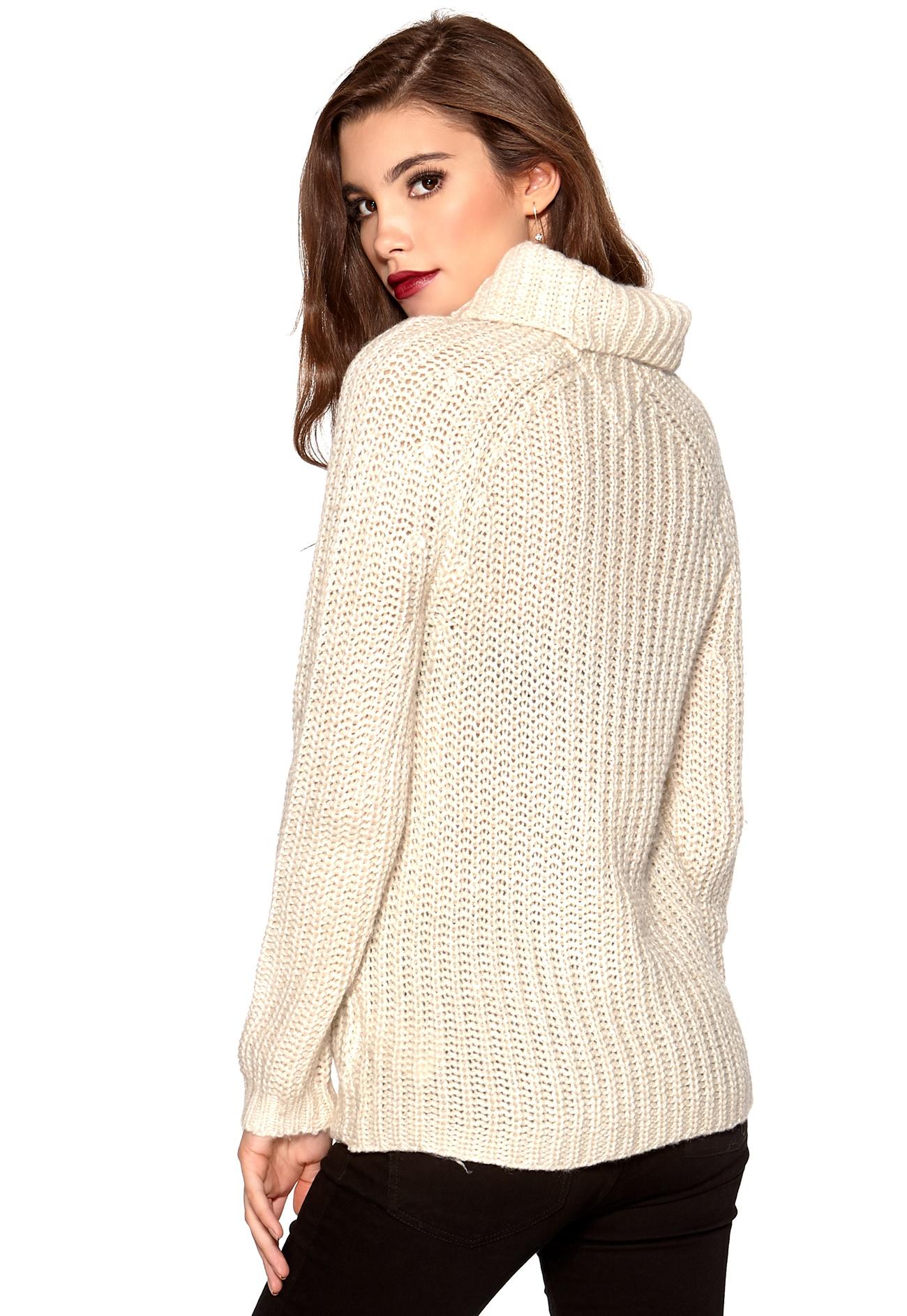 tommy hilfiger denim femke sweater egret bubbleroom. Black Bedroom Furniture Sets. Home Design Ideas