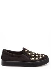 Glossy Sneakers, Curie Svart