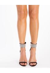 Truffle Sandaletter, Helen400 Svart