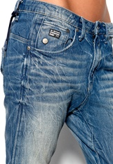 G-STAR Arc 3d Tapered Jeans 4441 Vintage it Aged