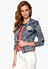 Culture Osrem Denim Jacket Bluewash Bubbleroom.se
