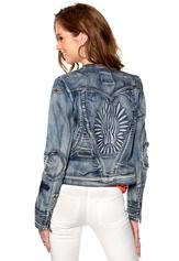 Culture Osrem Denim Jacket Bluewash