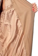 OBJECT Diva Trench Coat Humus
