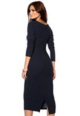 VILA Intras Dress Total Eclipse