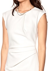 TIGER OF SWEDEN Mariah S Dress 01N White