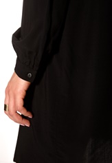 VILA Mask Excellent L/S Dress Black